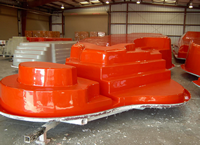 fiber-glass pool mold