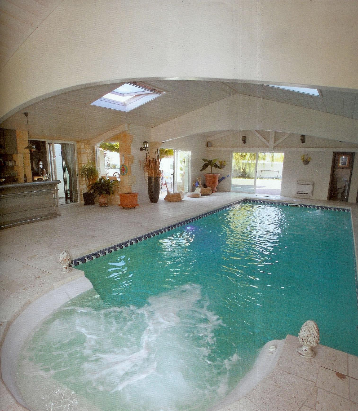 Luxury Home Plans With Indoor Pool: 20 Indoor, Luxury Pool Design & Pool Enclosure Ideas