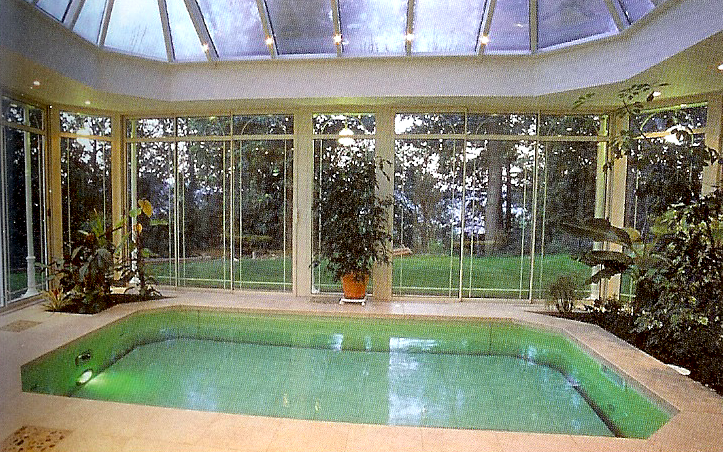 20 indoor luxury pool design pool enclosure ideas